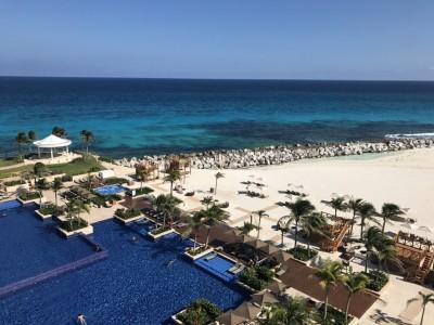 Hotel room views