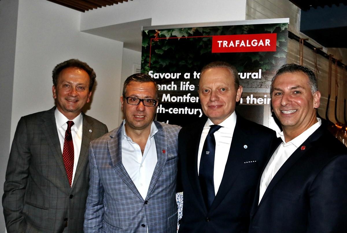 Trafalgar & ACV team up for 2018 Europe & Britain season