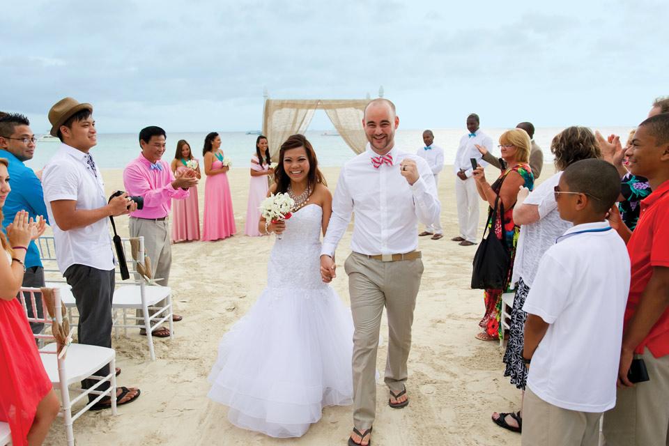 Destination weddings: marketing to millennials