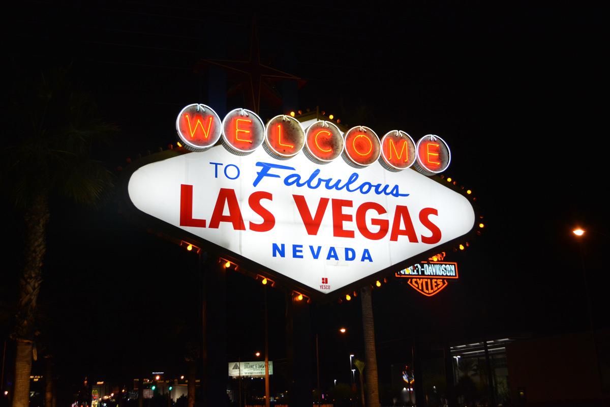 Hamilton lucks out with WestJet Vegas flight