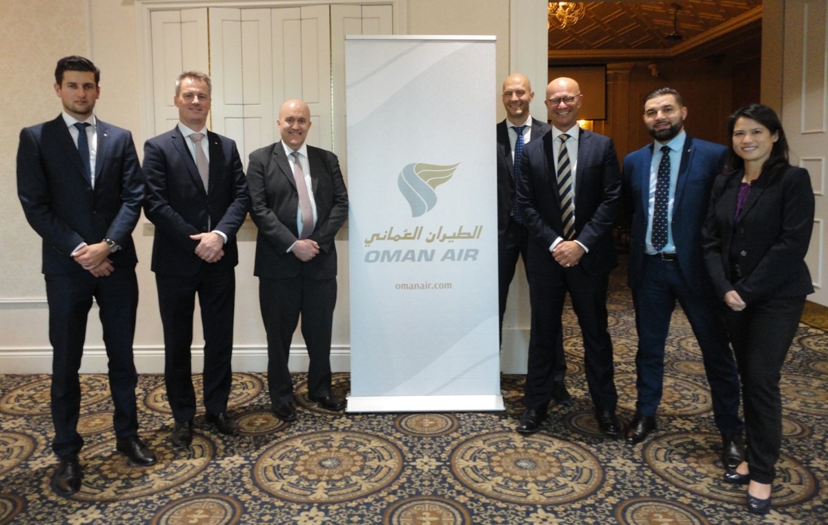 Oman Air focuses on quality, not quantity