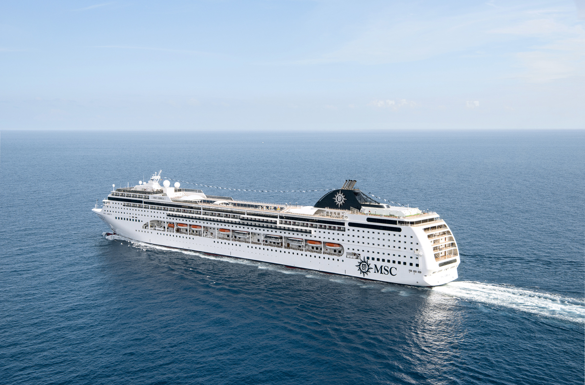 MSC Cruises adds East Mediterranean itinerary