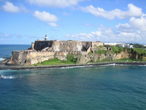 Puerto Rico getting back on track