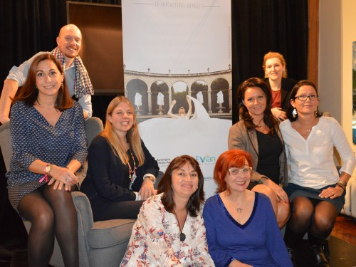 Atout France & partners toast 70 years