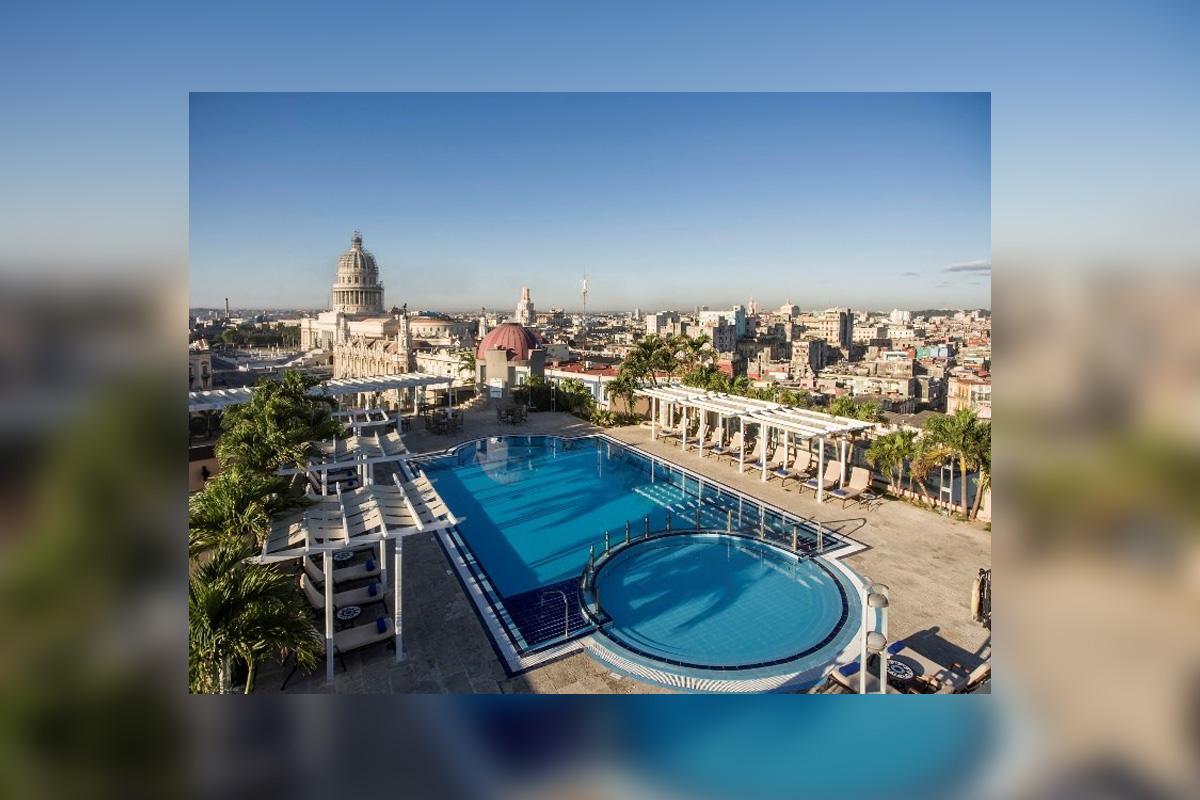Iberostar welcoming guests in Cuba