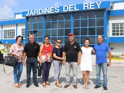PAX gets a first-hand look at recovery of Cuba's Cayos