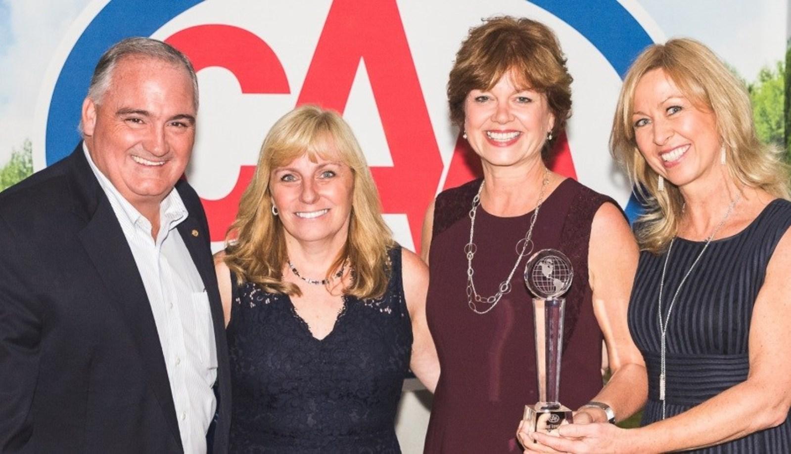 CAA honours travel partners