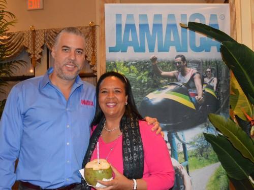 Agents explore Jamaica's diversity