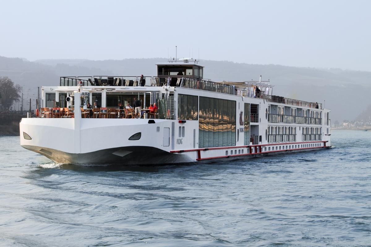 Viking to expand river fleet