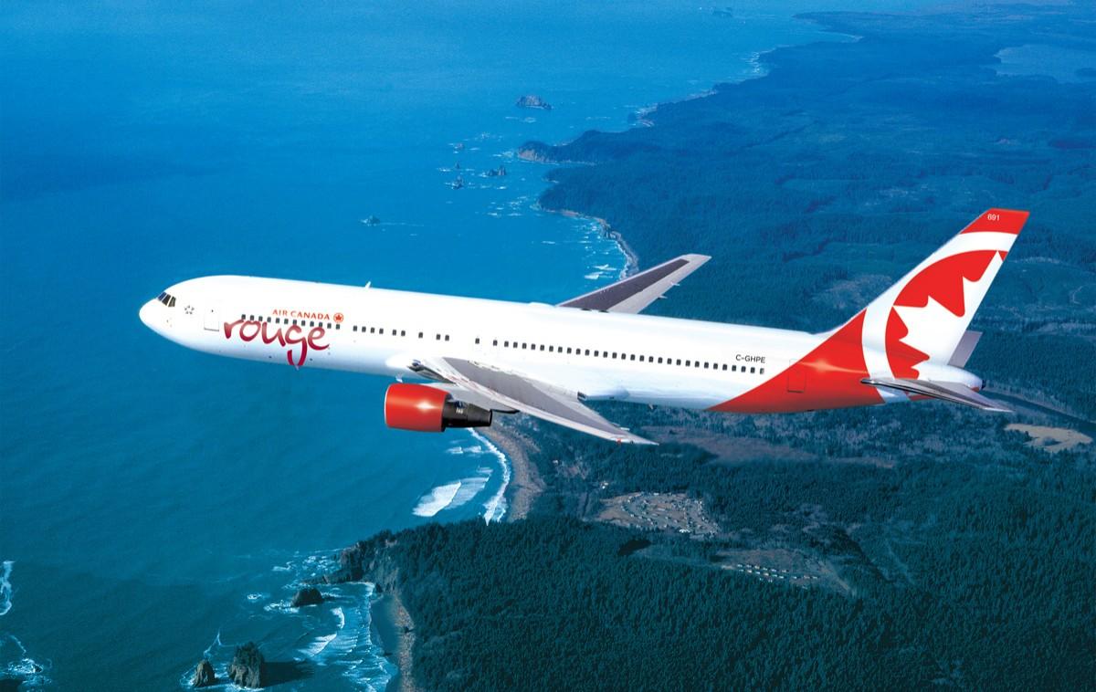 Air Canada suspends flights to St. Maarten