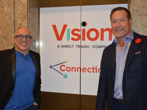 Vision looking ahead to 2018