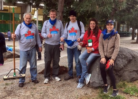 Goway gives back with Tourism Cares