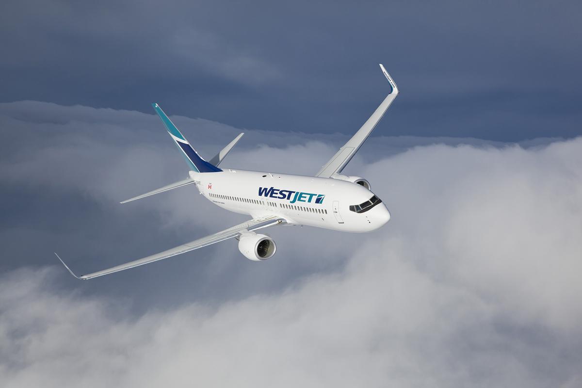 WestJet announces another record month