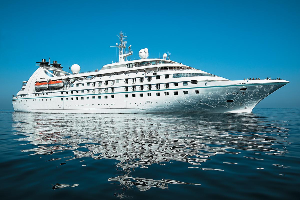 Windstar's Delaney joins San Juan cruise
