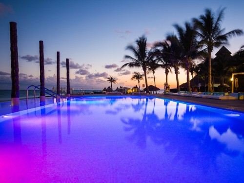 Club Med Cancun Yucatan shows off its new look
