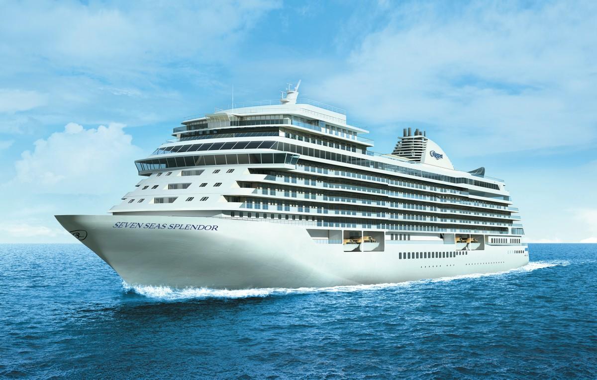 Regent Seven Seas introduces Splendor for 2020