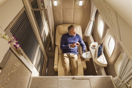 Here's what the brand new Emirates cabins look like