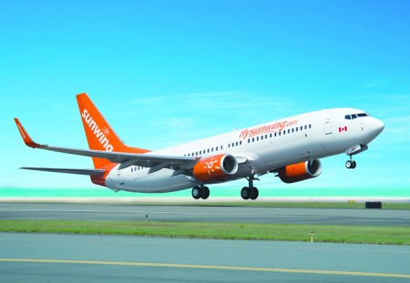 Sunwing now flying direct from Vancouver to Montego Bay