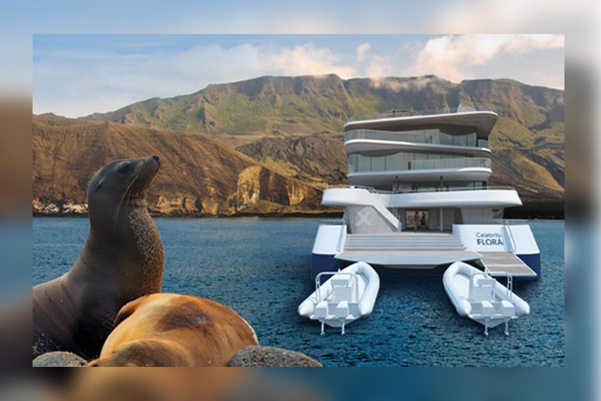 Celebrity Cruises unveils Flora