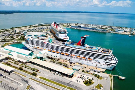 Port Canaveral sets new passenger record
