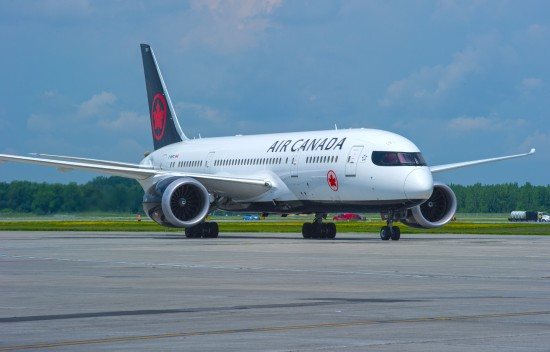Air Canada flying non-stop to Grand Cayman