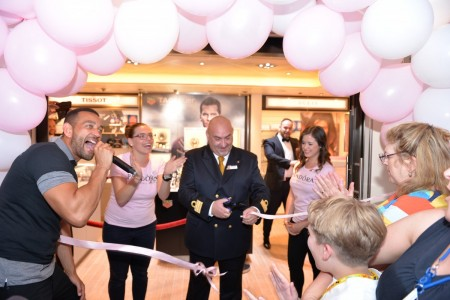 Carnival transforms onboard shopping experience with high-end brands