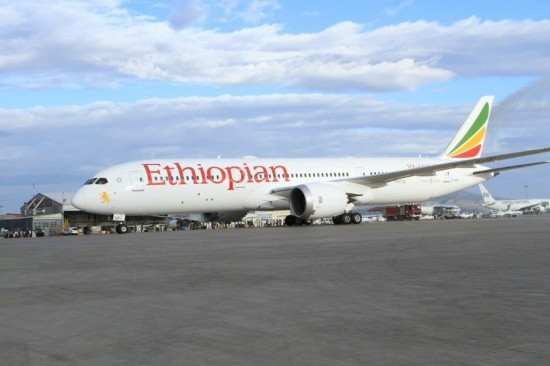 Ethiopian Airlines adds four 777 Boeing freighters