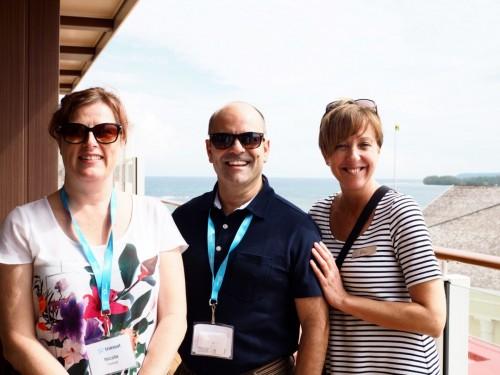 PAX On Location: Transat's Surf n' Turf seminar promotes all-inclusive cruising