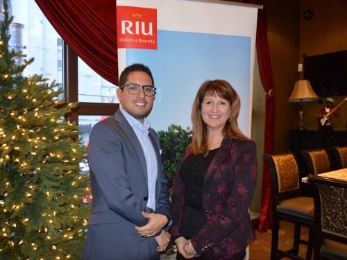Sunwing & RIU looking ahead to 2018