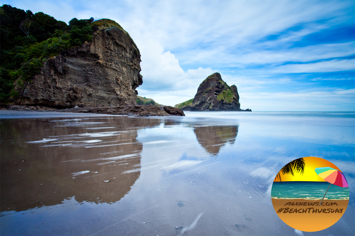 #BeachThursday: these are the best black sand beaches