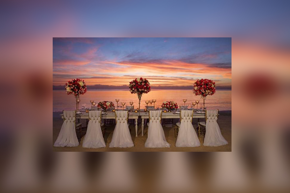 AMResorts says 'yes' to new wedding packages