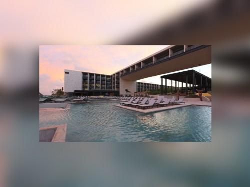 The holidays arrive at Grand Hyatt Playa del Carmen