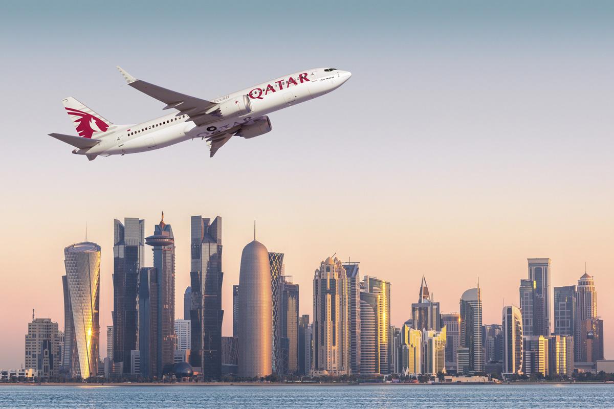 Record year for Qatar Airways