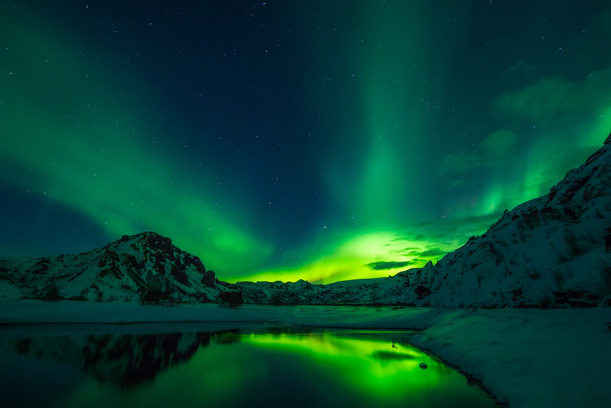 Special agent rates from Goway on Iceland tours