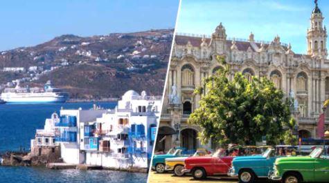 Greece & Cuba 2018