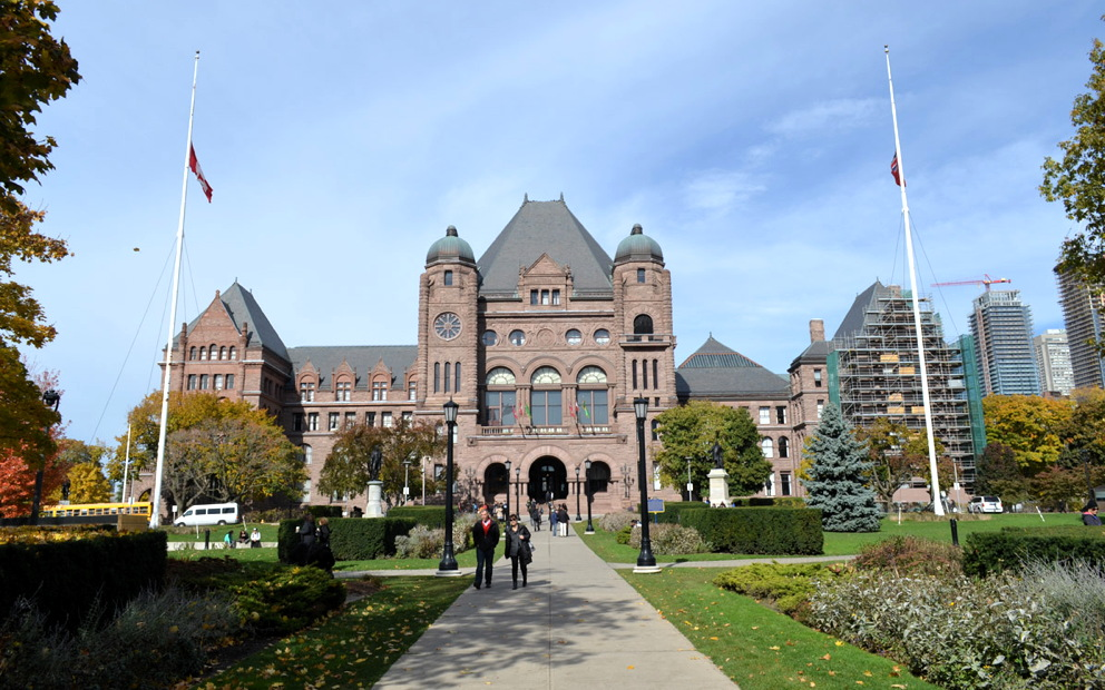 Amendments to Travel Industry Act passed in Ontario