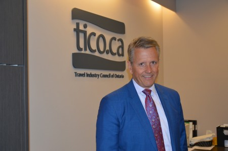 """""""A lot of work to be done in 2018,"""" says TICO's Richard Smart"""