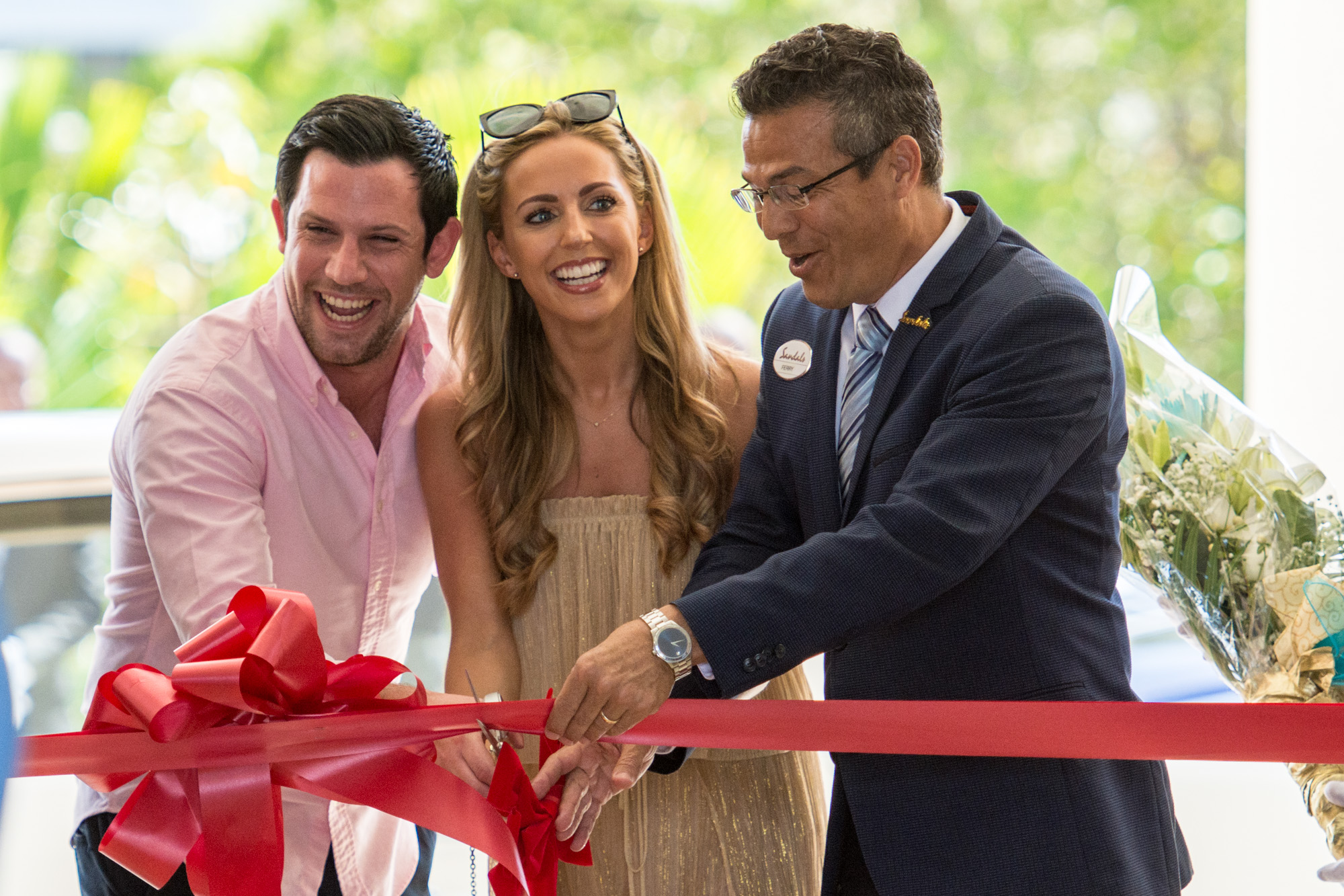 Sandals Royal Barbados welcomes first guests
