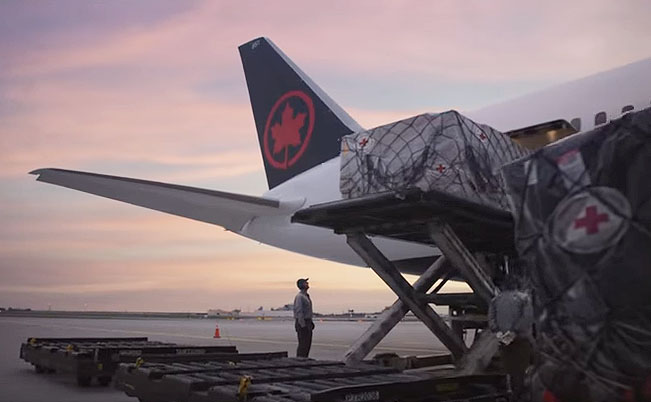 Air Canada & Ryan Reynolds celebrate Our Home in new ad