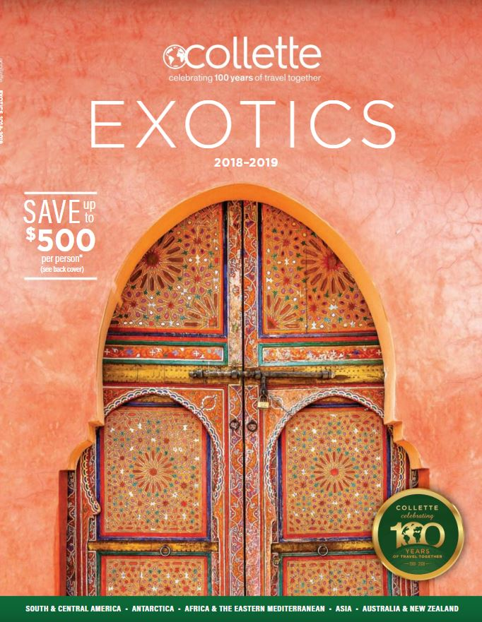 Exotics 2018-2019