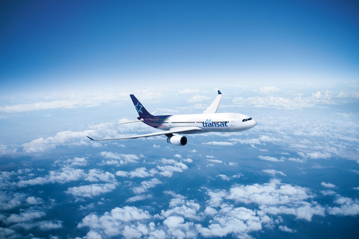 Air Transat to increase capacity on several sun flights this winter