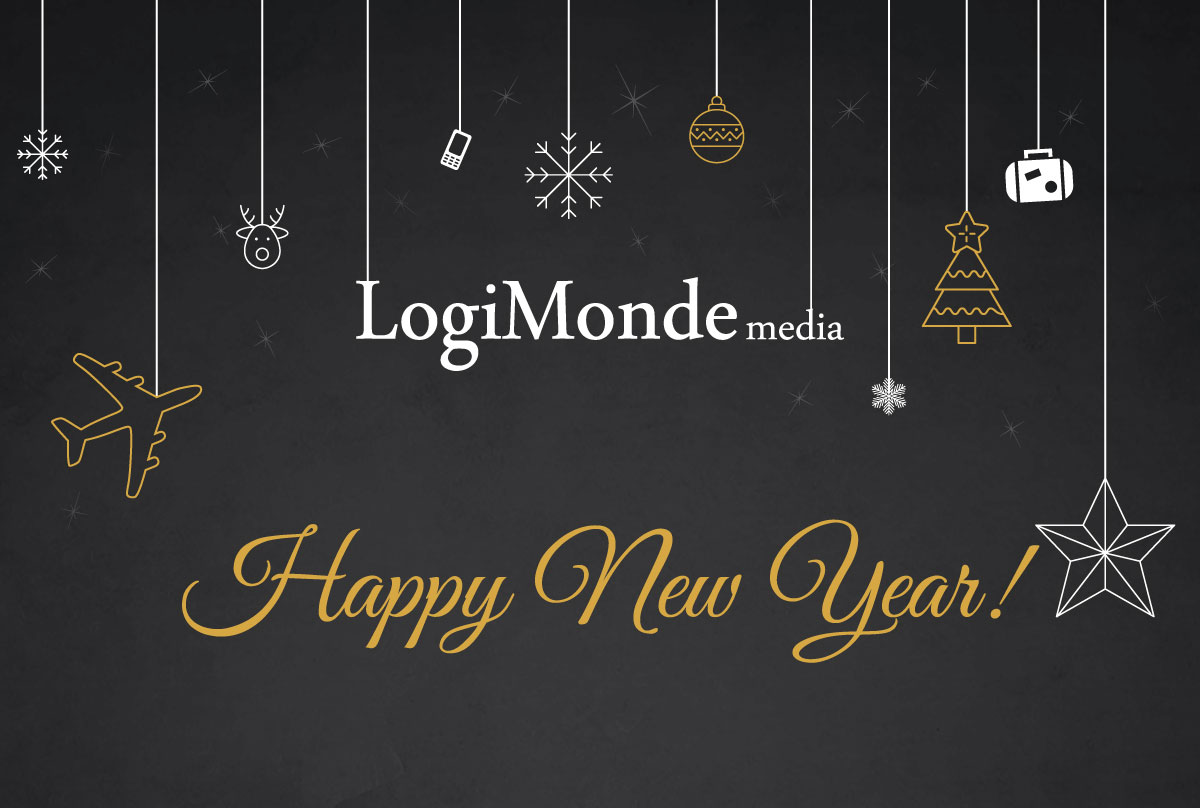 Happy New Year from LogiMonde media!