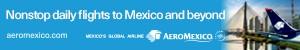 Aeromexico - Standard banner (mobile) Jan 5