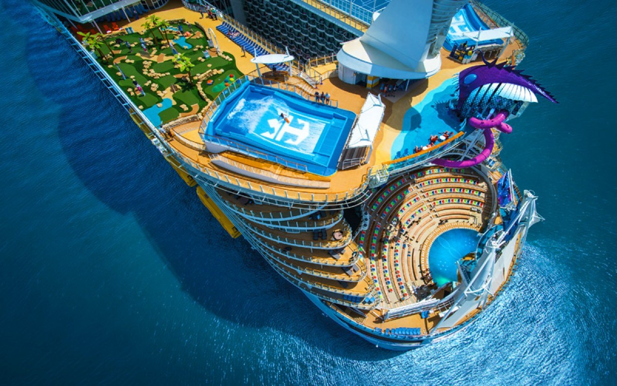 A closer look at Royal Caribbean's Symphony of the Seas