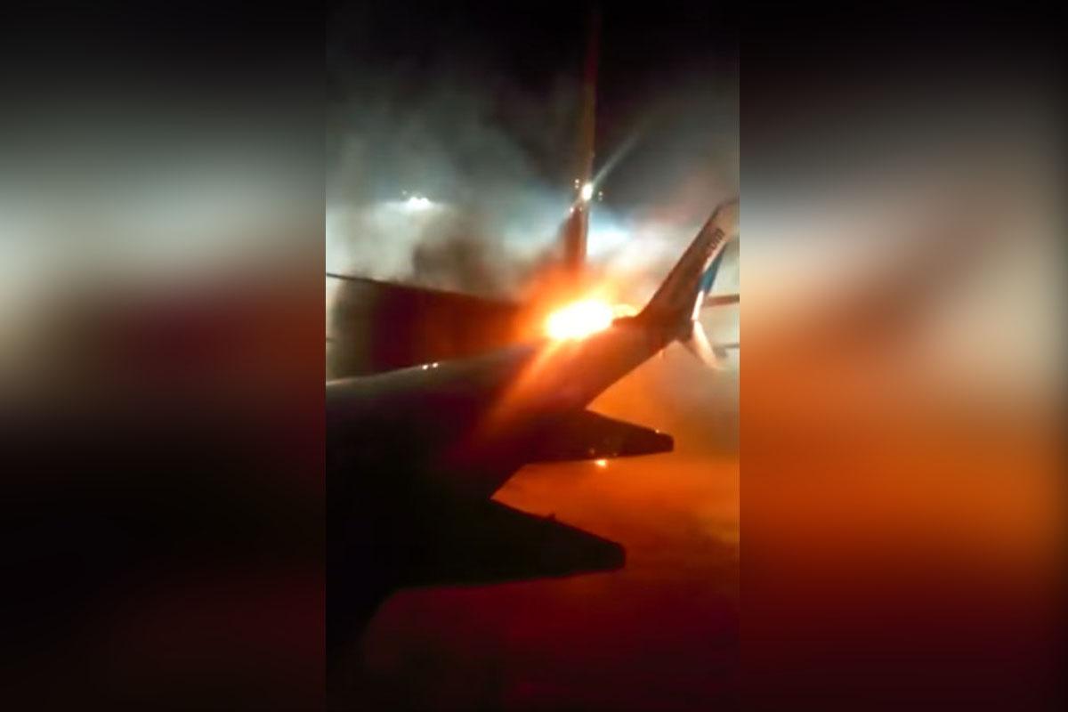 YYZ plane collision: investigation underway