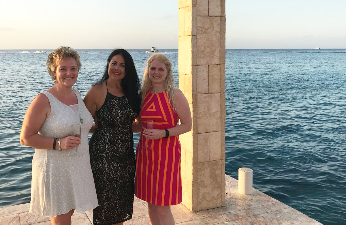 TDC's home-based agents explore destination weddings in Mexico