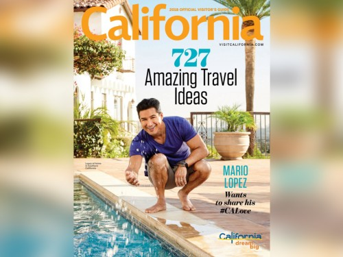 2018 California Visitor's Guide features hundreds of travel ideas