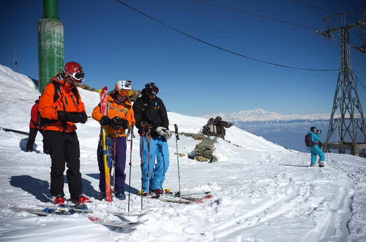 Hit the slopes in these five unique ski destinations