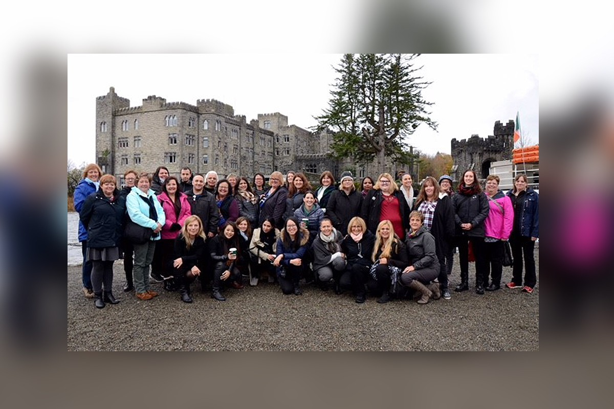 Agents get a taste of Ireland with Insight