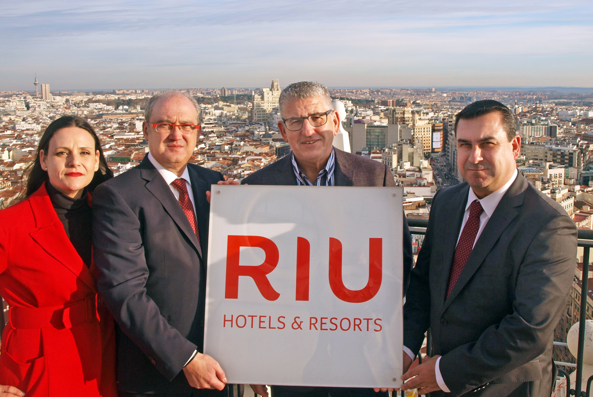New look, new hotels and more for RIU in 2018